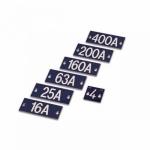 Табличка для предохранителя PEM242.63 Ensto
