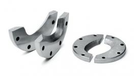 Набор лезвий НЛ-40 (КВТ) для ножниц секторных НСТ-40
