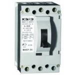 Автоматический выключатель ВА57-31-340010 40А 400Im