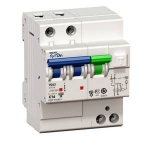 Дифференциальный автомат OptiDin VD63-43C40-A-УХЛ4 (4P, C40, 100mA)