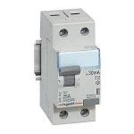 Устройство защитного отключения УЗО TX3  2П 25A 30MA -AC Legrand 403000