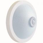 Светильник НПО 3236Д белый 2х25 с датчиком движения ИЭК LNPO0-3236D-2-025-K01