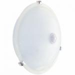 Светильник НПО 3231Д белый 2х25 с датчиком движения ИЭК LNPO0-3231D-2-025-K01