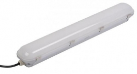 Светильник ДСП 1401 40Вт  IP65 серебристый (аналог ЛСП-2х36вт) ИЭК LDSP2-1401-40-K23