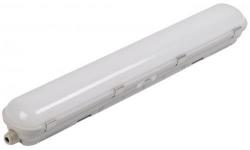Светильник ДСП 1302Д 20Вт  IP54 серый (аналог ЛСП-2х18Вт) ИЭК LDSP1-1302D-20-K03
