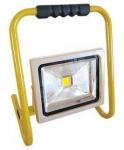 Прожектор СДО01-20П (переноск) светодиодный серый чип IP65 ИЭК LPDO103-20-K03