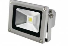 Прожектор СДО01-10 светодиодный серый чип IP65 ИЭК LPDO101-10-K03