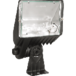 Прожектор ИО300К галогенный черный IP33 ИЭК LPI05-1-0300-K02