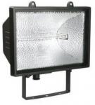 Прожектор ИО1000 галогенный черный IP54 ИЭК LPI01-1-1000-K02