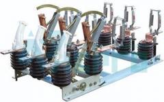 Выключатель нагрузки ВНПз М1-10/630-20зп