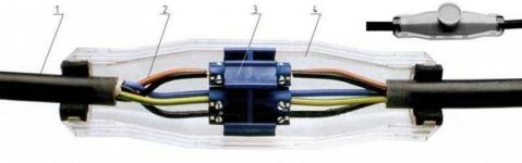 Соединительная муфта BV-0-GD-KS0