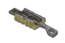 Зажим натяжной монтажный МК-4 клин 1