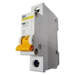 Автоматический выключатель ВА47-29 2Р 2А 4,5кА характеристика С ИЭК MVA20-2-002-C