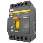 Автоматический выключатель ВА88-37 3Р 400А 35кА с электронным расцепителем MP 211 ИЭК SVA41-3-0400
