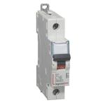 Автоматический выключатель DX3 1П С4A 6000/10kA Legrand 407665