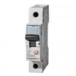 Автоматический выключатель TX3 C20A 1П 6000 Legrand 404029