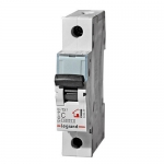 Автоматический выключатель TX3 C16A 1П 6000 Legrand 404028