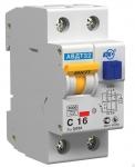 Дифференциальный автомат АВДТ 34 C25 300мА ИЭК MAD22-6-025-C-300