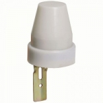 Фотореле ФР 601 серый, макс. нагрузка 2200 Вт, IP44, ИЭК LFR20-601-2200-003