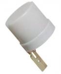 Фотореле ФР 602 серый, макс. нагрузка 4400 Вт, IP44, ИЭК LFR20-602-4400-003