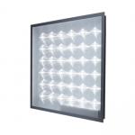 Светильник офисный ССВ-30/3000/Ахх 30 Вт, 3000 лм хх - цветовая температура: 50 - 5000К, 40- 4000К 595х595х40, мм, 3,5 кг