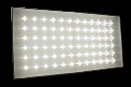 Светильник офисный ССВ-50/4800/Ахх 50 Вт, 4800 лм,  хх - цветовая температура: 50 - 5000К, 40 - 4000К 595х1198х40, мм, 7,0 кг