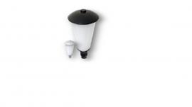Светильник ДТУ 04-40-50 (40 вт, 4074Лм) парковый Ферекс